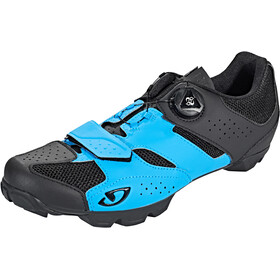 Giro Cylinder Shoes Herre blue/black